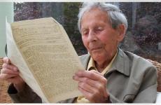 Emlékezzünk Donald Watsonra - a Vegán Társaság alapítójára